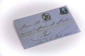postage stamps and mail